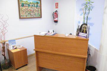 recepcion clinica dental remedios